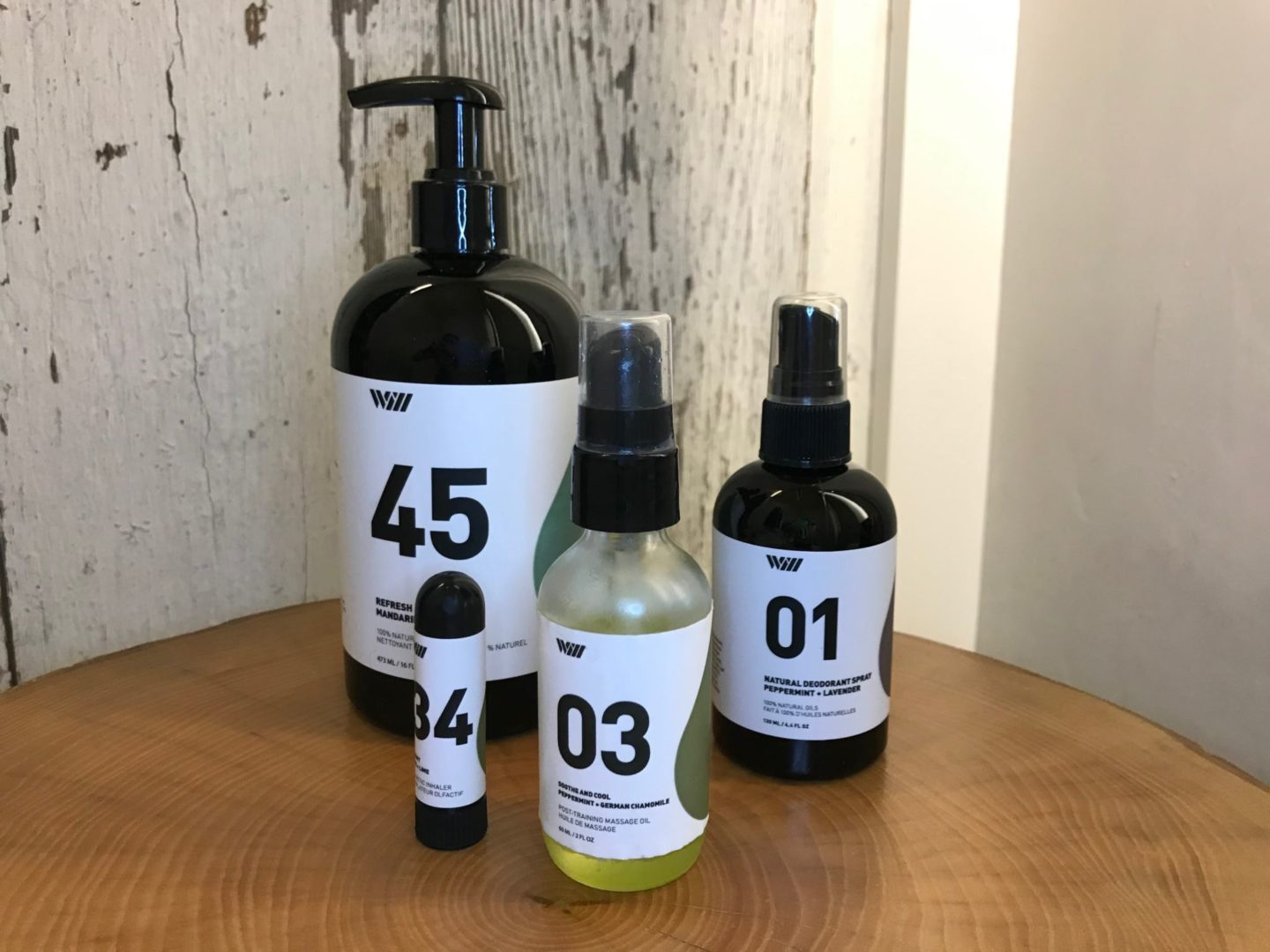 natural skincare, Way of Will