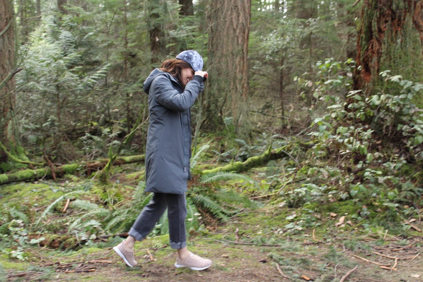 Health + Fitness Holiday Gift Guide - RYU Sideline Parka