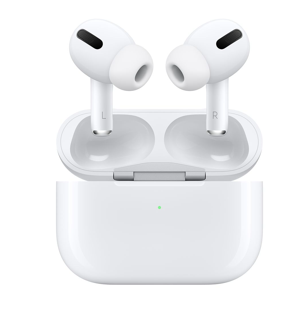 Health + Fitness Holiday Gift Guide - AirPods Pro